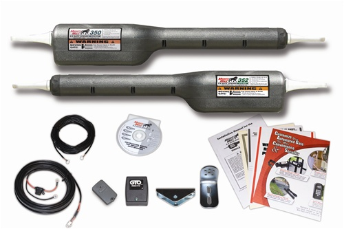 Mighty Mule FM352 Automatic Driveway Gate Opener Installation Video